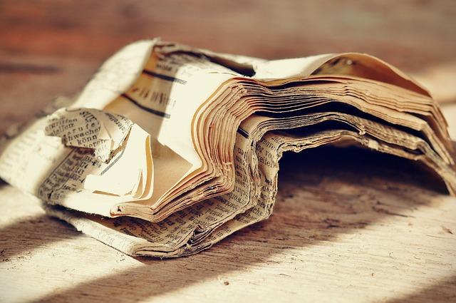 newspaper-664567_640